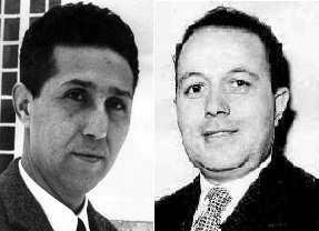 Ben Bella, Abane, deux chefs de la révolution