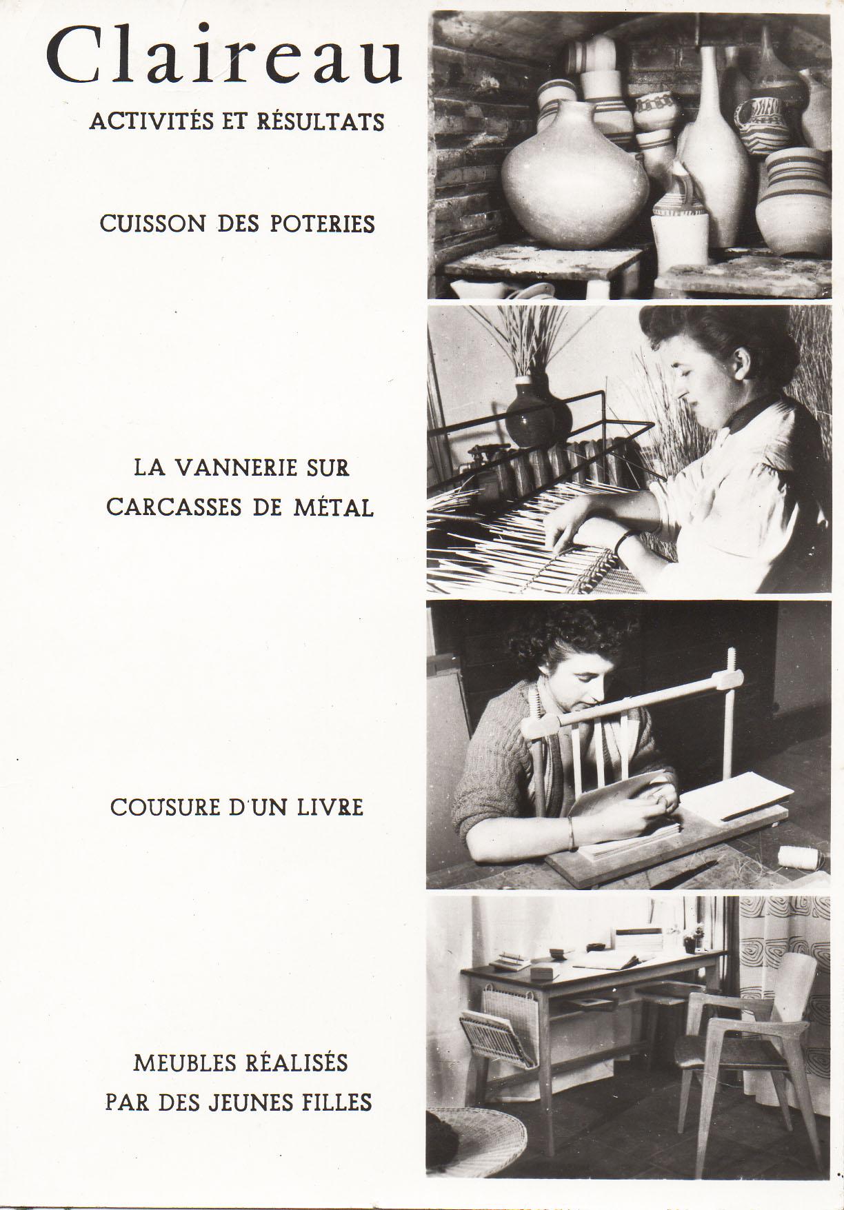 Carte Claireau