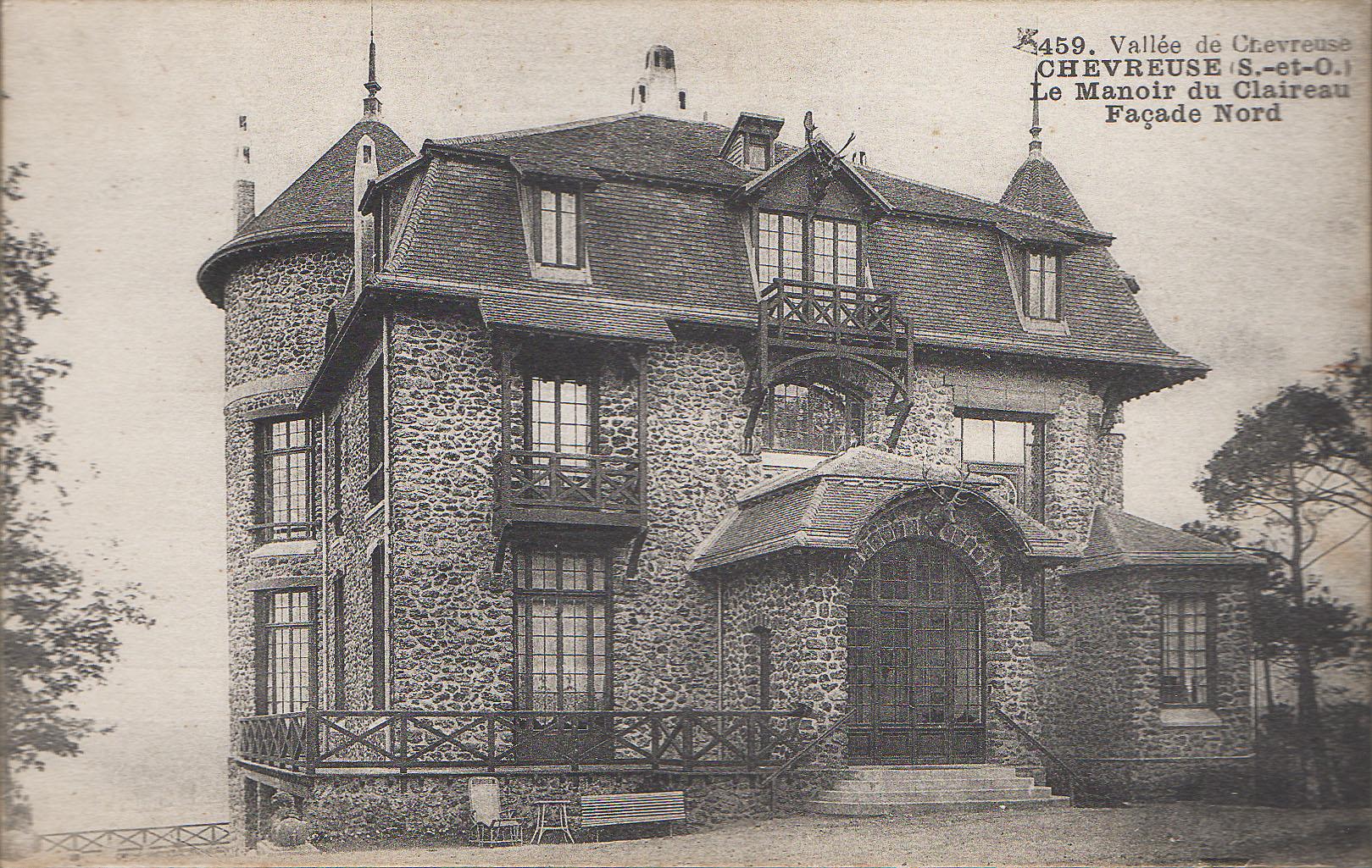 Le château de Claireau
