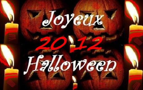 Soirée Halloween 2012« la petite soupe de potiron»