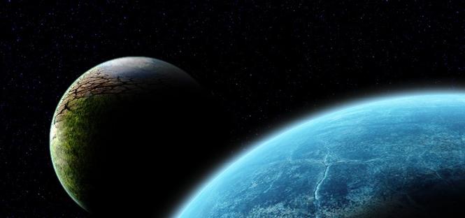 L'univers, la découverte d'exoplanètes dont une serait habitable baptisée HD307g