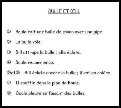 image bulle et bill