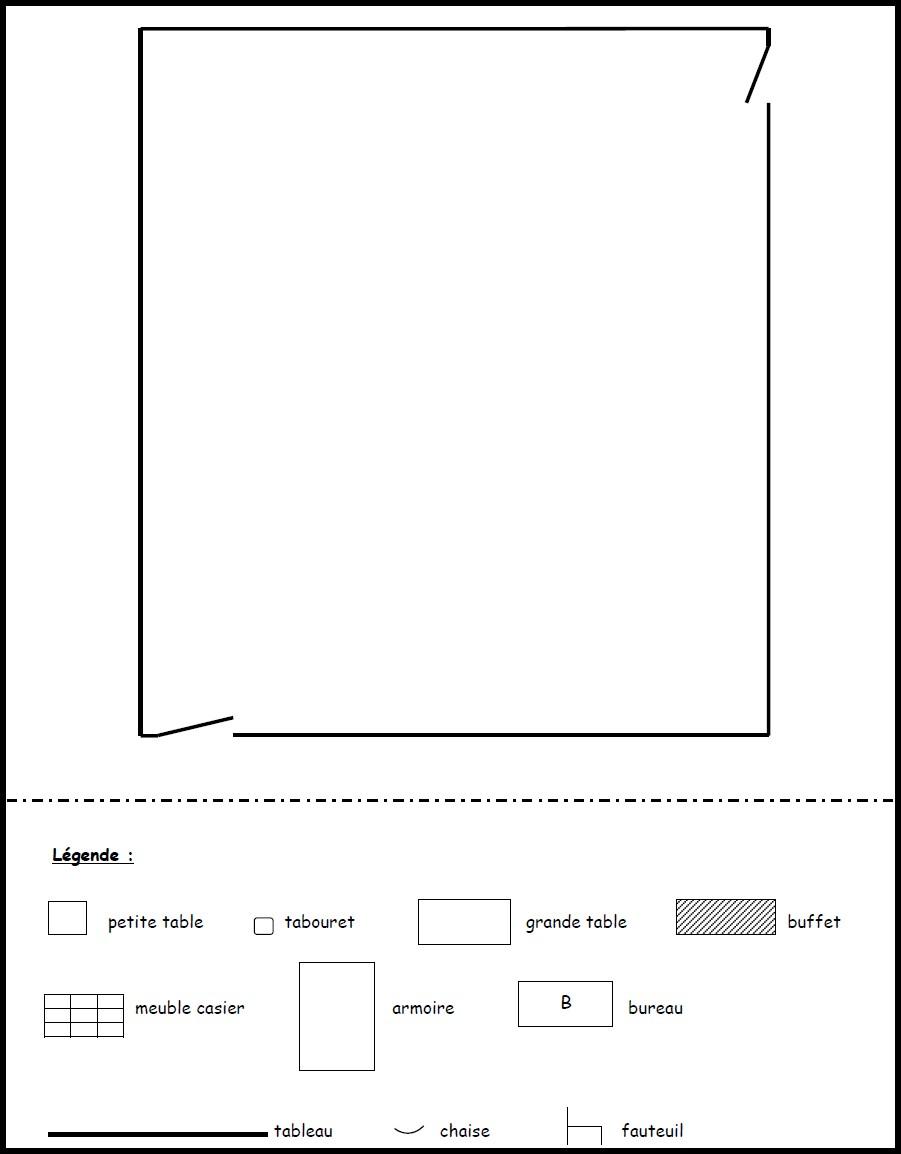 image modèle plan