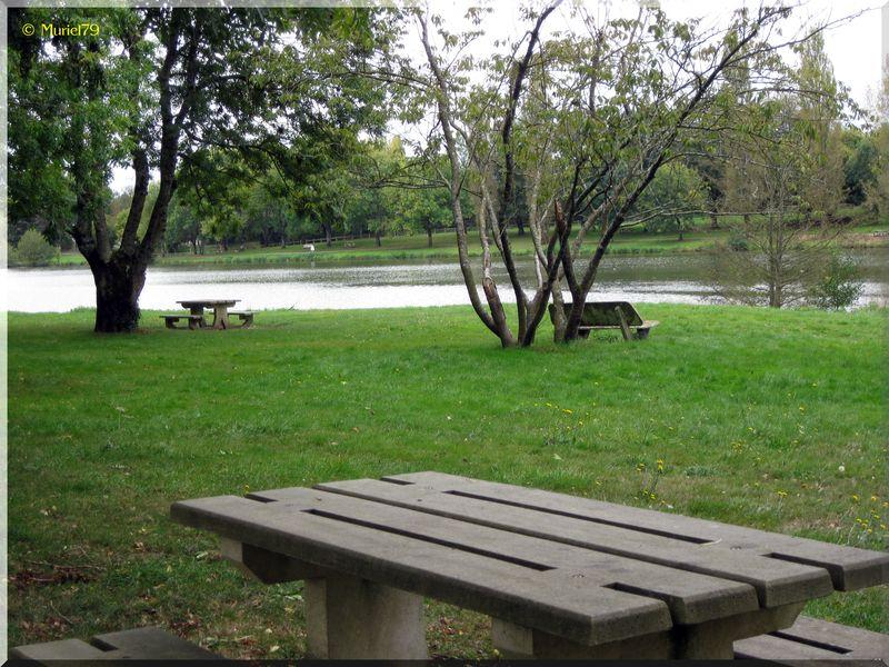Lac des Effres - Secondigny (79) ...suite 4