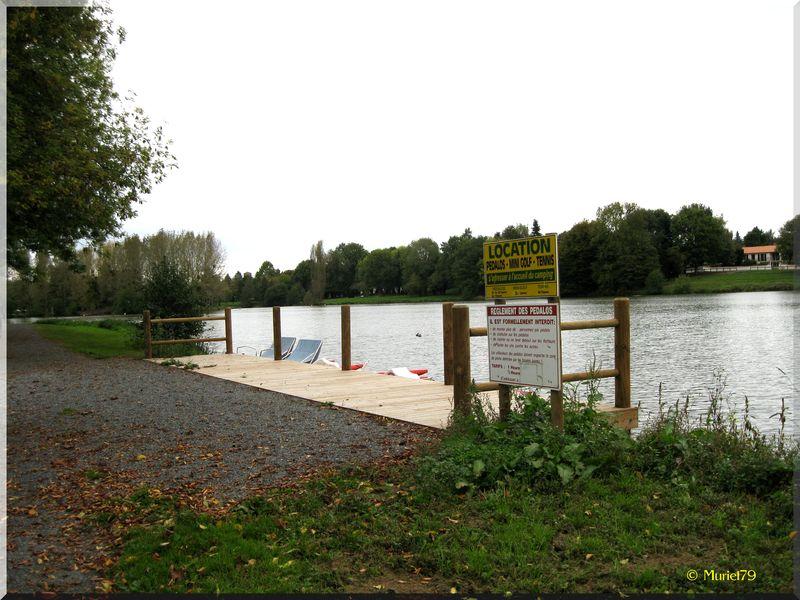 Lac des Effres - Secondigny (79) ...suite 5