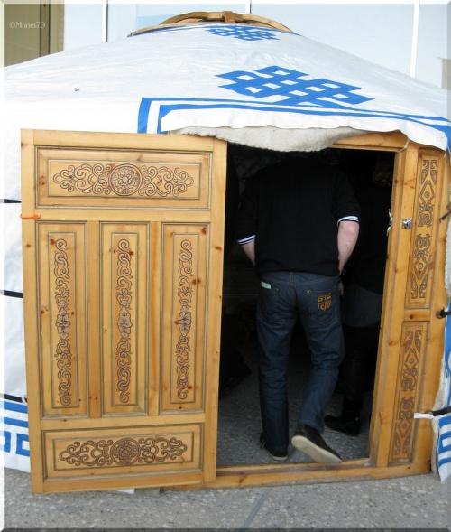 A la découverte de la Mongolie...(2)