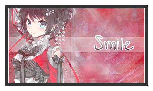 "[ Photofiltre Studio ] Signature ""Smile"" [avancé] Rendu"