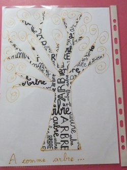 Abécédaire - A comme arbre