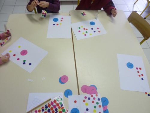 Projet album : Dans la cour de l'école