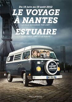 Voyage à Nantes été 2012