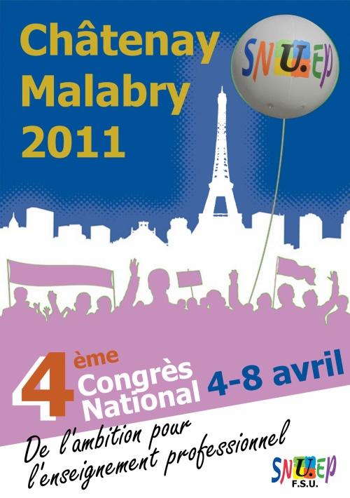 Congrès du SNUEP 2011