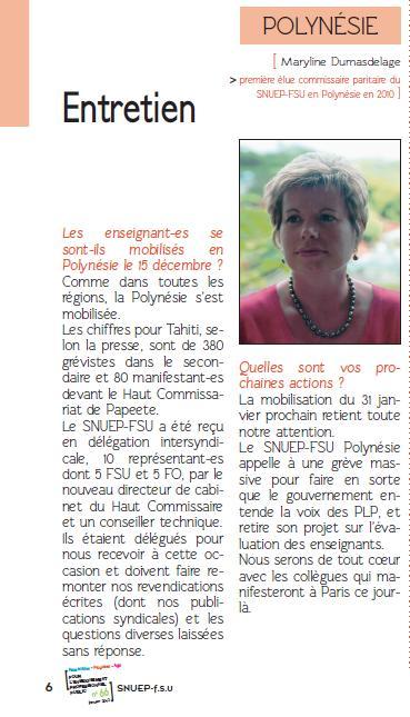 Entretien avec Maryline Dumas Delage