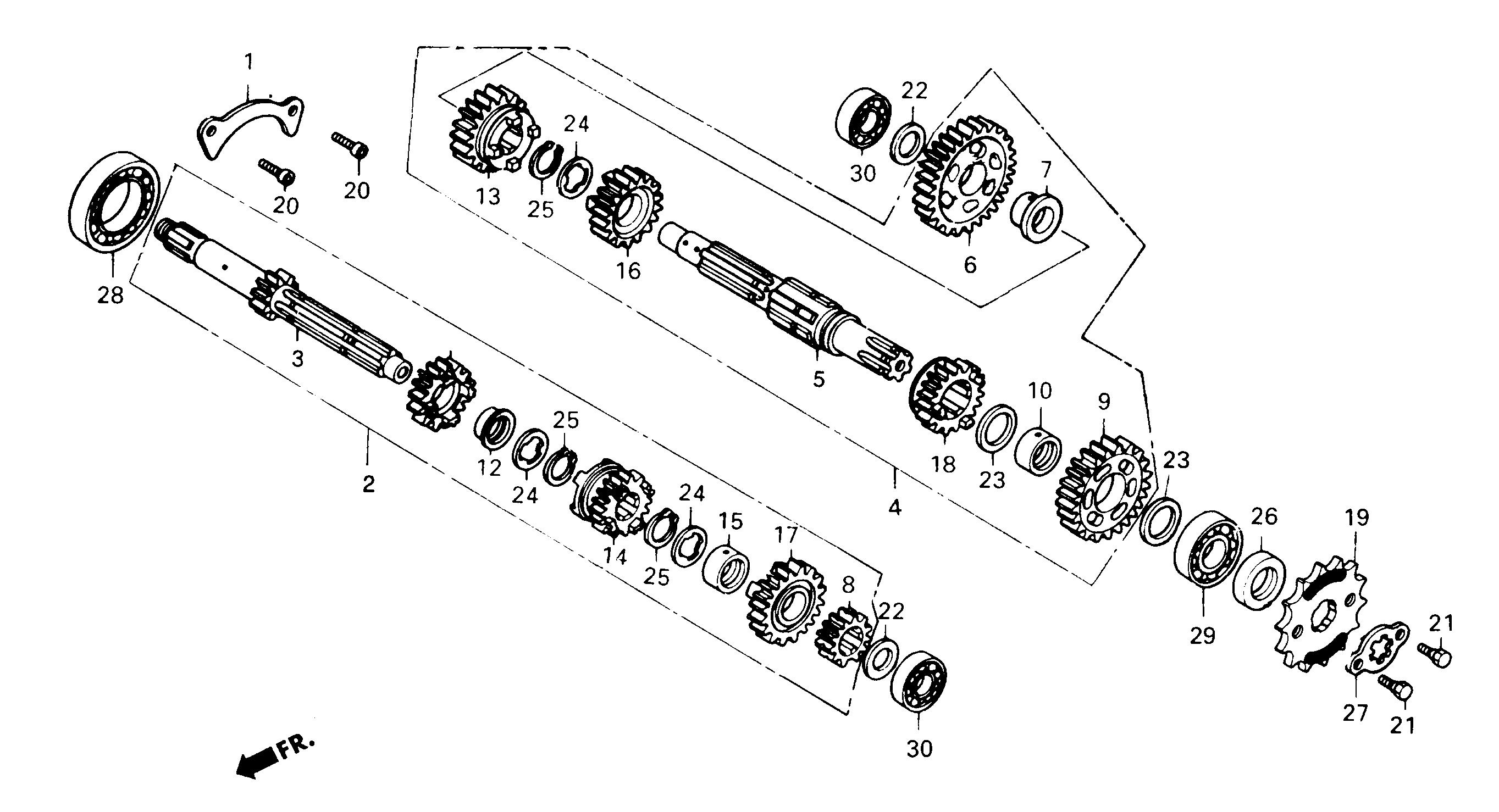 partie moteur